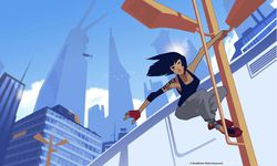 Mirror's Edge - Artwork 1