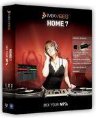 MixVibes Home : mixer vos propres morceaux de musique sur votre ordinateur