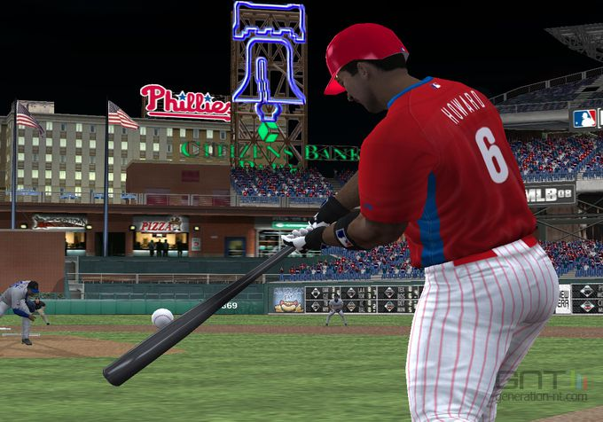 MLB 08 The Show PS2 3