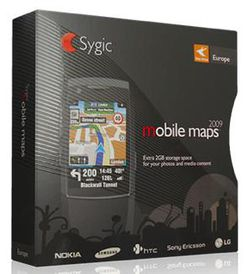 Mobile Maps Sygic