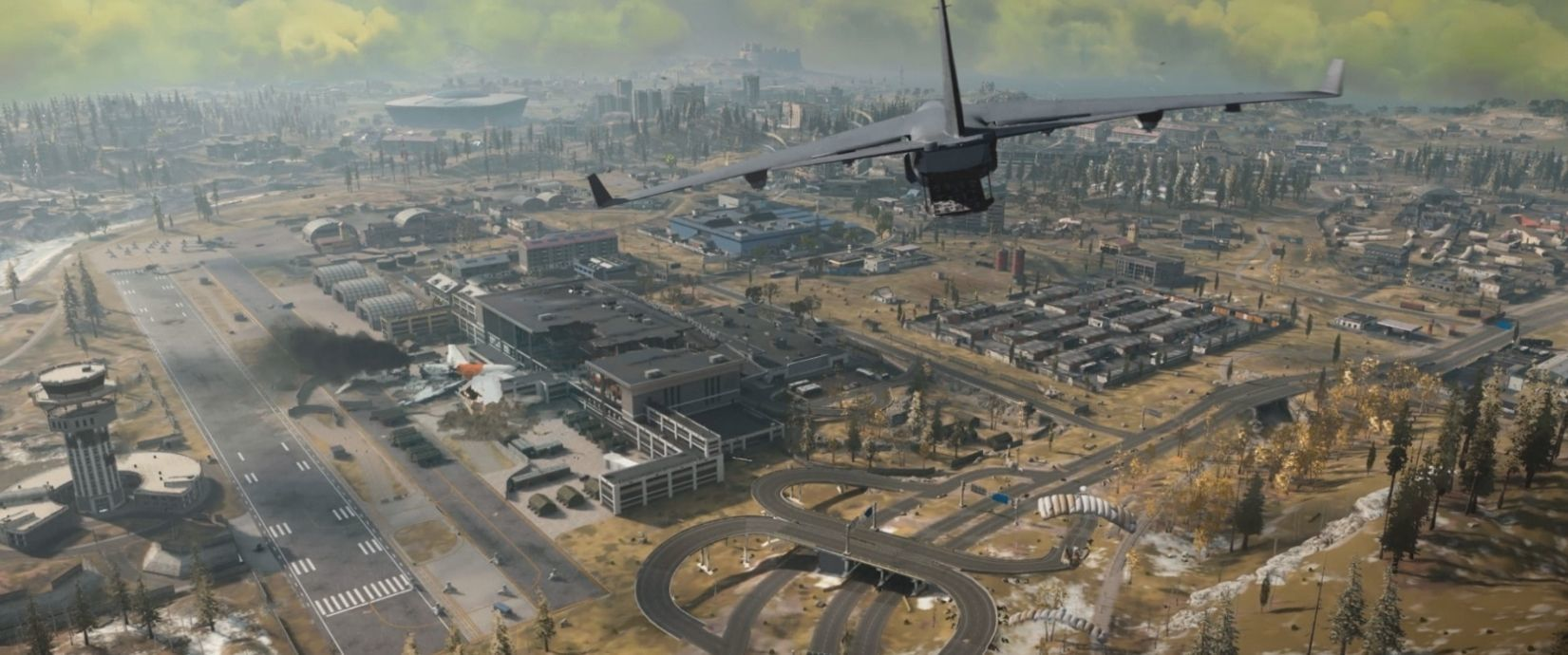 Call of duty Modern Warfare : le mode Battle Royale s'affiche dans une vidéo