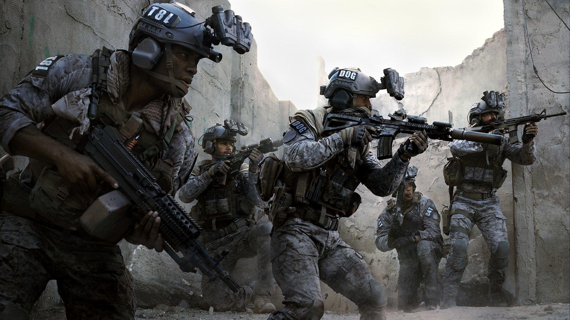 Call of Duty Modern Warfare : crash et bugs au menu