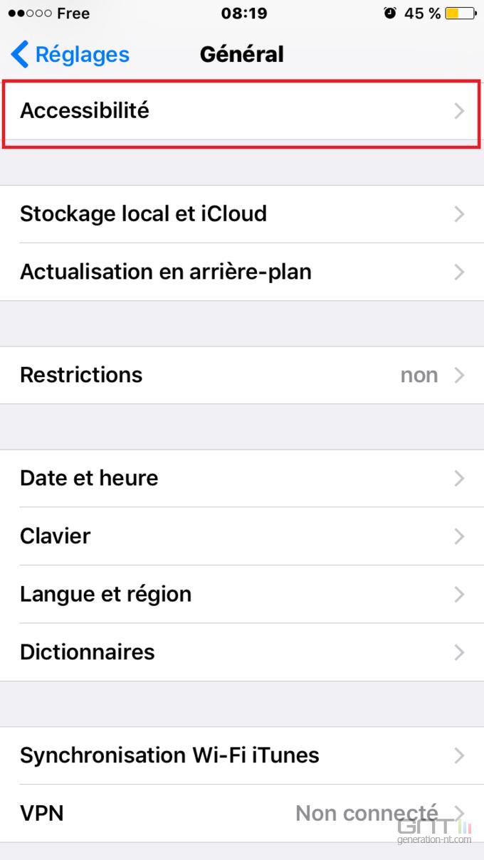Modification iOS 10 (4)