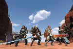 Monster Hunter Frontier Online - 1