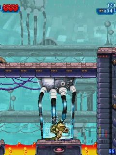 Monstres Aliens mobile 03