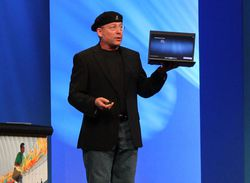 Mooley Eden IDF 2011 - ultrabook
