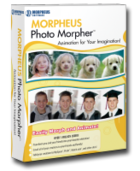 Morpheus Photo Morpher : éditer des morphings