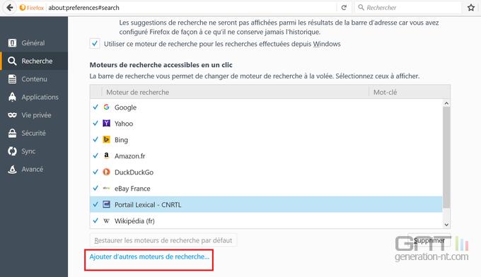 Moteurs recherche Firefox (3)
