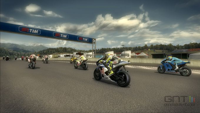 MotoGP 10/11 - 1