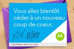 Motorola invitation