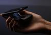 Motorola RAZR : une première image du smartphone avec écran pliable