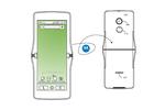 Motorola RAZR ecran repliable