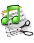 MP3 Cut logo