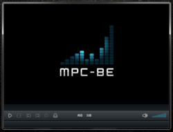 MPC-BE screen