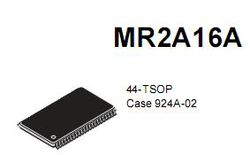 MR2A16A Freescale MRAM