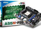 MSI A55M-P35
