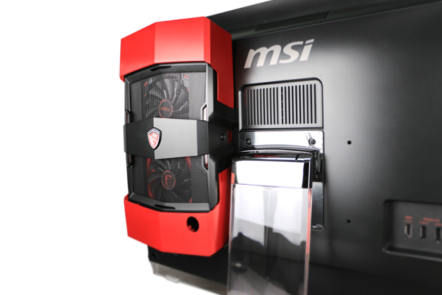 msi gaming 27xt ordinateur tout en un avec une carte. Black Bedroom Furniture Sets. Home Design Ideas
