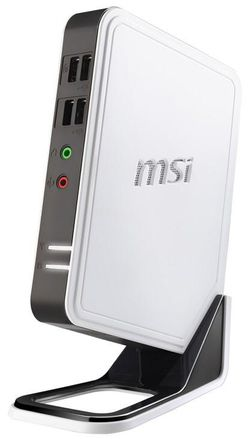 MSI Wind Box DC100 avant