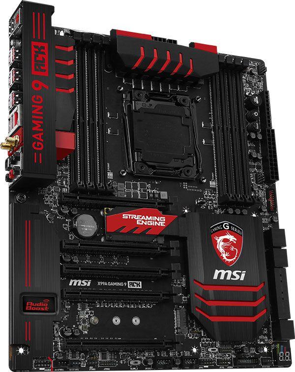 MSI X99A Gaming 9 ACK 1