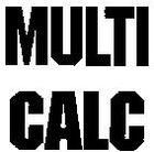 Multicalc : une calculatrice très pratique