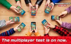 Multiplayer Mario Kart Tour