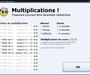 Multiplication! : retenir ses tables de multiplication
