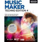 Music Maker Techno Edition 4 : créer vos musiques techno comme un vrai DJ !