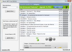 Music MP3 Get screen1