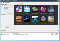 Music MP3 Get screen2