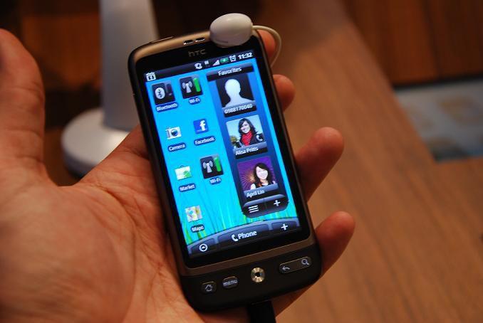 MWC HTC Desire 04