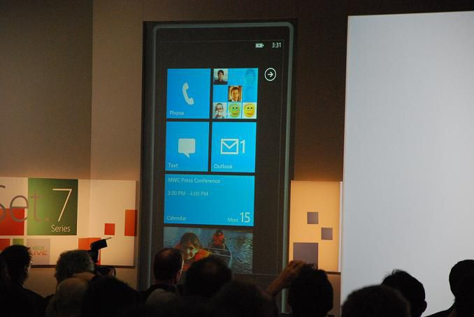 MWC Microsoft Windows Mobile 07