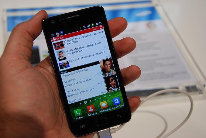 MWC Samsung Galaxy S2 05