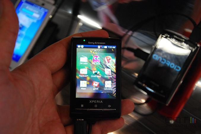 MWC Sony Ericsson X10 Mini 01