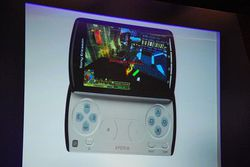 MWC Sony Ericsson Xperia Play