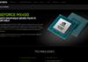 Nvidia dévoile sa nouvelle puce portable MX450