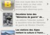MyBOOX sur iPhone : rechercher et acheter son livre en ligne