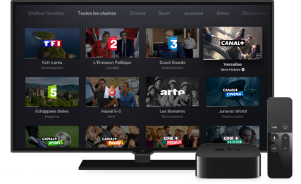 myCanal-Apple-TV