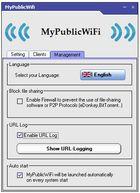 MyPublicWiFi : un utilitaire de tethering performant