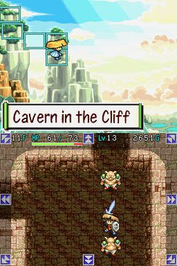 Mystery Dungeon : Shiren the Wanderer   11