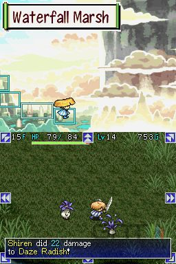Mystery Dungeon : Shiren The Wanderer - 17