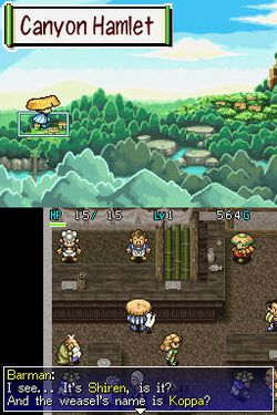 Mystery Dungeon : Shiren the Wanderer   3