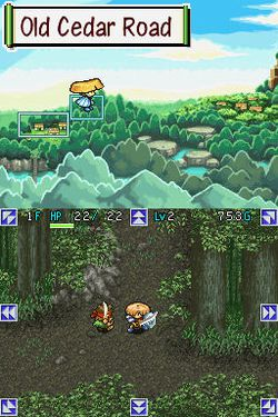 Mystery Dungeon : Shiren The Wanderer   4