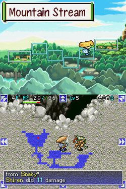 Mystery Dungeon : Shiren the Wanderer   8