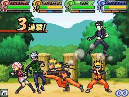 Naruto Shippuden Shinobi Rumble Video Sur Ds