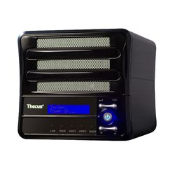 NAS Thecus N3200 front