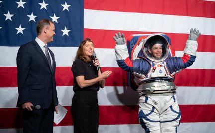 NASA combinaison Artémis
