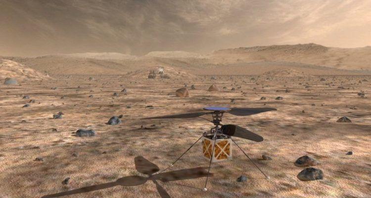 NASA : des hommes sur la Lune en 2024, sur Mars en 2033