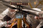 NASA hélicoptère Mars