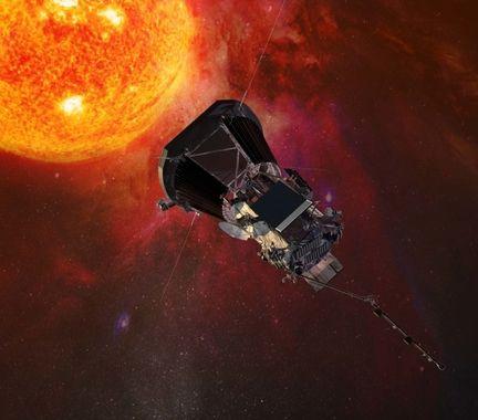 NASA solar Probe 2