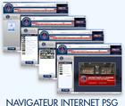 PSG Navigateur : un navigateur pour les fans du PSG !